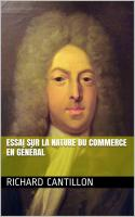 Cantillon commerce