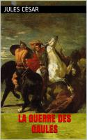 Cesar guerre gaules