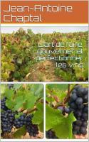 Chaptal vins