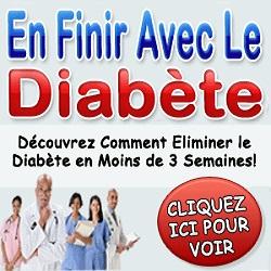 En finir avec le diabete