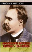 Nietzsche considerations