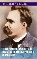 Nietzsche crepuscule