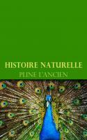 Pline histoire naturelle