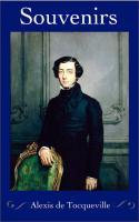 Tocqueville souvenirs