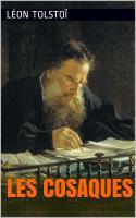 Tolstoi cosaques